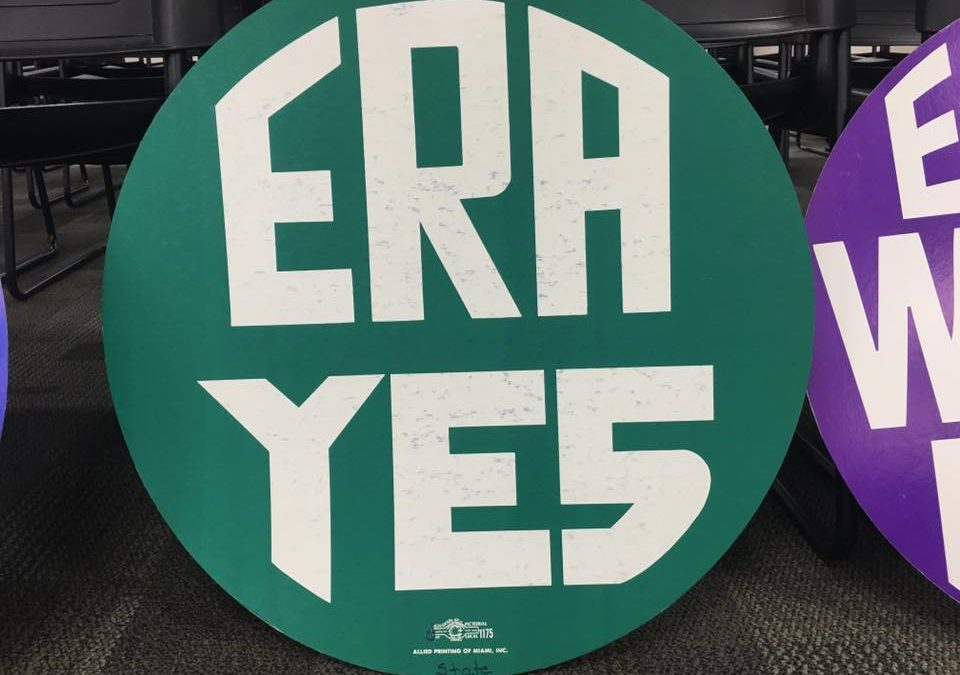 Equal Rights Amendment: take action
