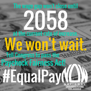 Press Conf: Equal Pay Day April 4, 2017