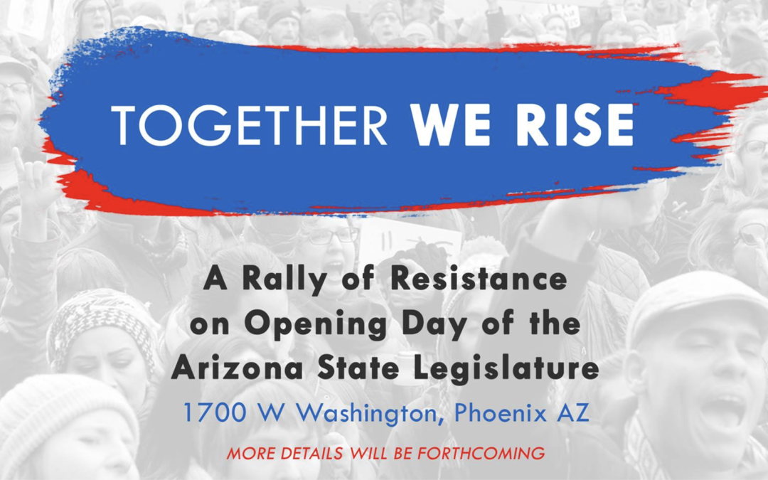 Together We Rise, Jan 8