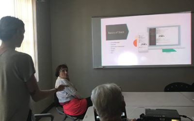 August meeting recap
