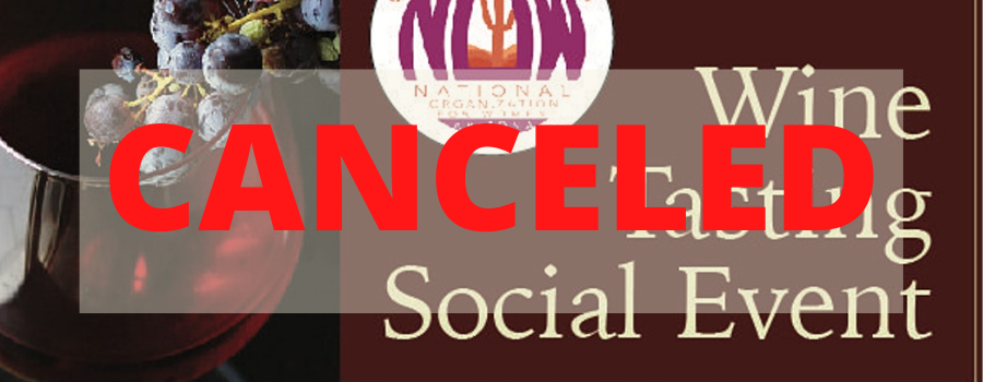 CANCELED – March Social Event