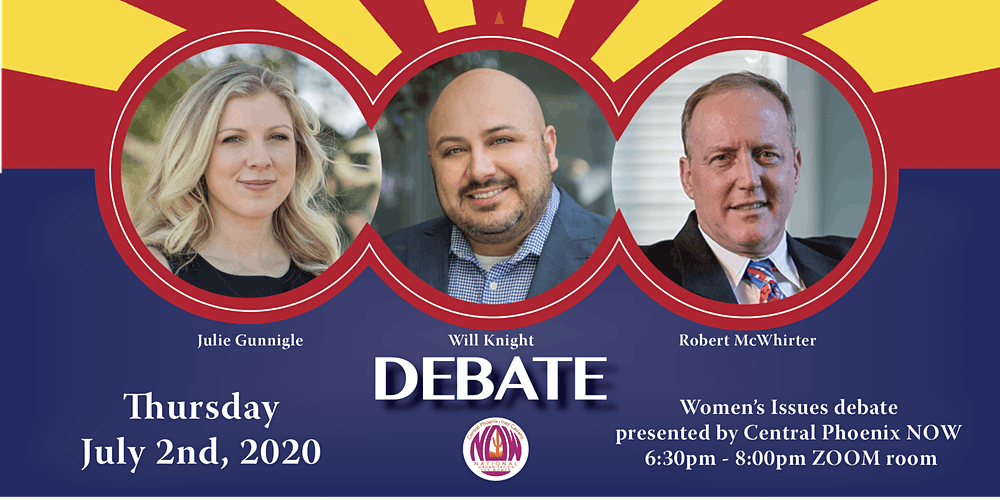 County Attorney Debate – July 2nd